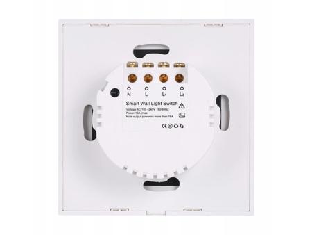 Bezprzewodowy włącznik światła NEO WiFi Tuya potrójny