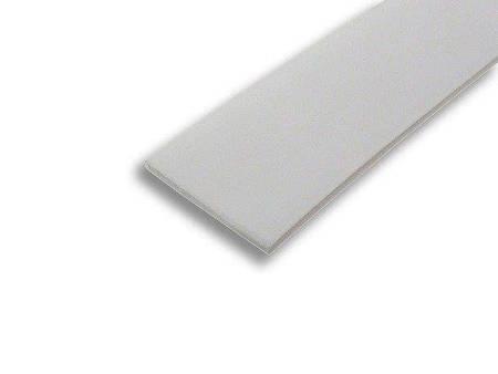 Kosz A mleczny wsuwany do profili LED SLIM8, SMART10, SMART-IN10, BACK10 1 metr