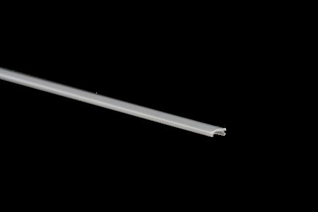 Szybka wciskana SLIM do profilu Lumines typ X mrożona 1 metr