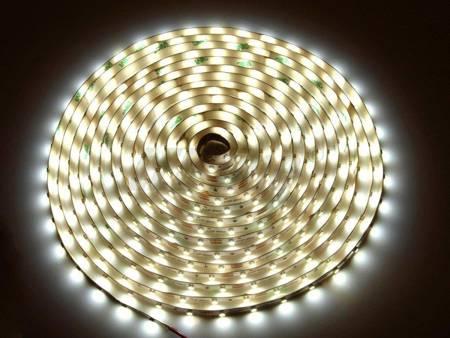 Taśma LED line 300 SMD3528 12V biała dzienna 3900-4175K rolka 30 metrów