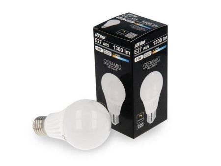 Żarówka LED line E27 230V 13W 1300lm 2700K A65 biała ciepła ściemnialna