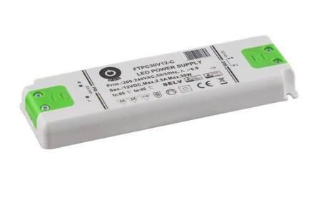 Zasilacz LED FTPC30V12-C 2,5A 30W 12V