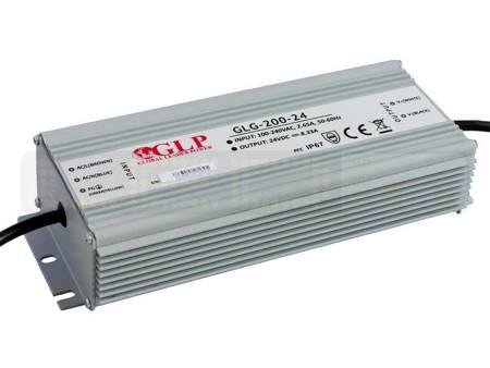 Zasilacz LED GLG-200-24 8,3A 200W 24V IP67